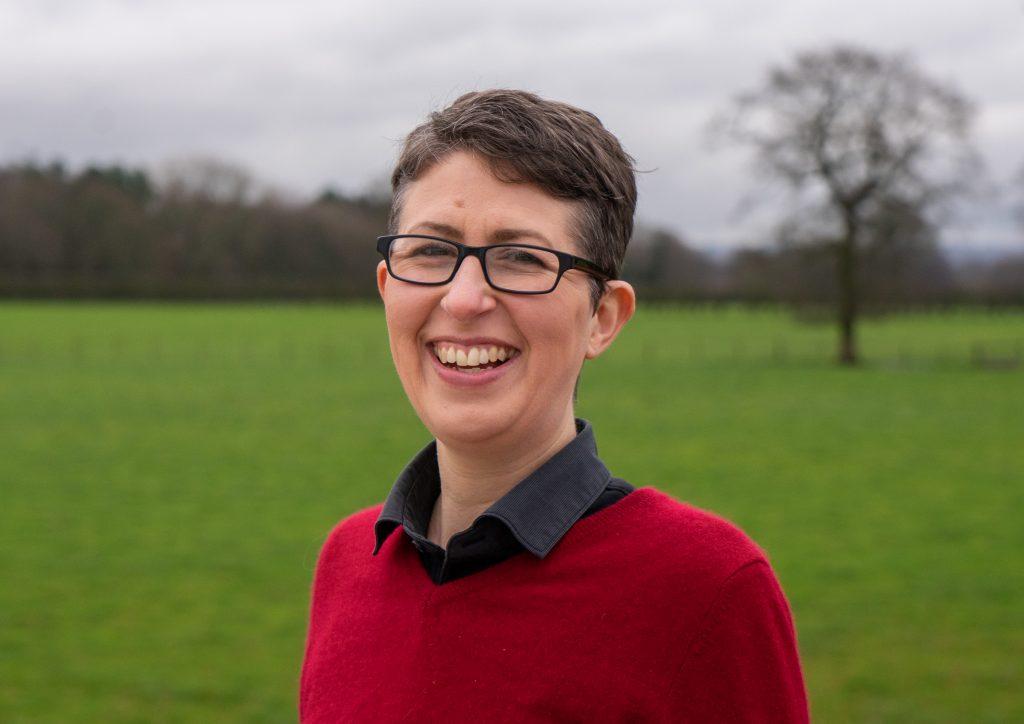 Image of Sarah Bridle
